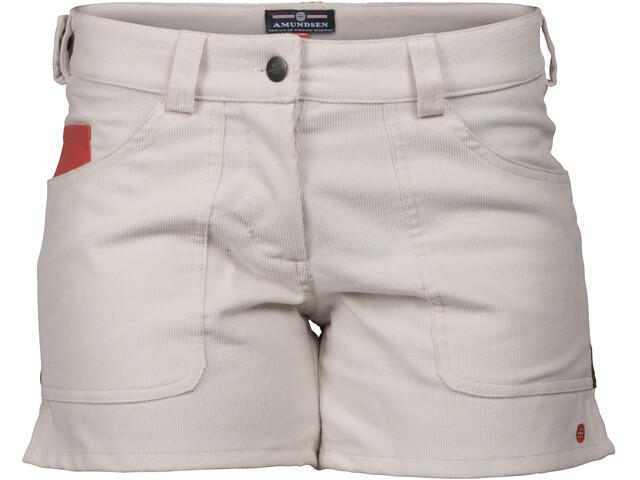 "Amundsen Sports W's Concord 5"" Shorts natural/cowboy"